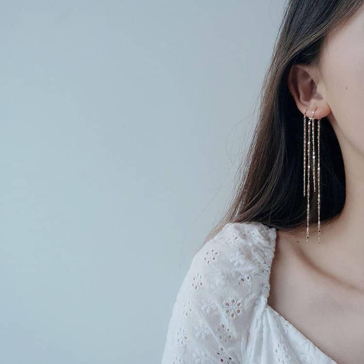 Brooklynne Line Earring