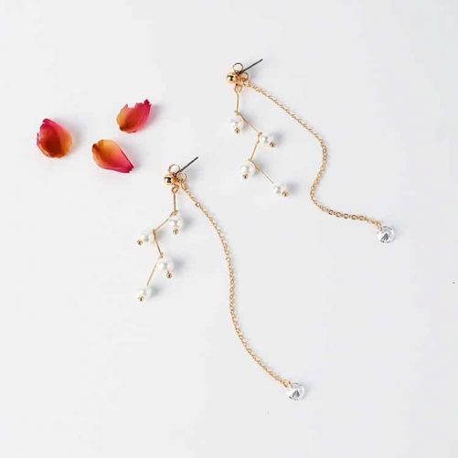 Lily Pearl Earring